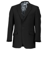Ben Sherman Black Short Jacket Suit