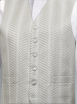 Mere Silver Waistcoat