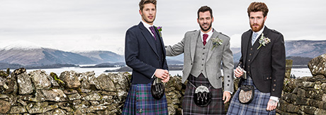 View Our Highland Wear