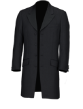 Black Prince Edward Suit
