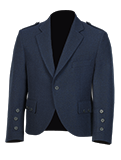 Navy Tweed Jacket