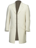 Cream Prince Edward Suit