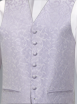 Chicago Lilac Waistcoat